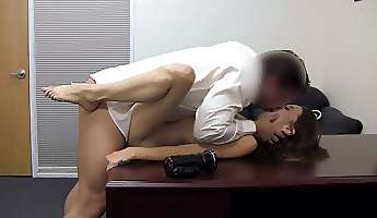 Nice tight body on this cocksucking amateur dick lover
