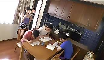 Incredible JAV censored adult scene with exotic japanese chicks
